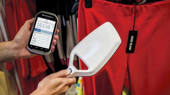 технологии RFID