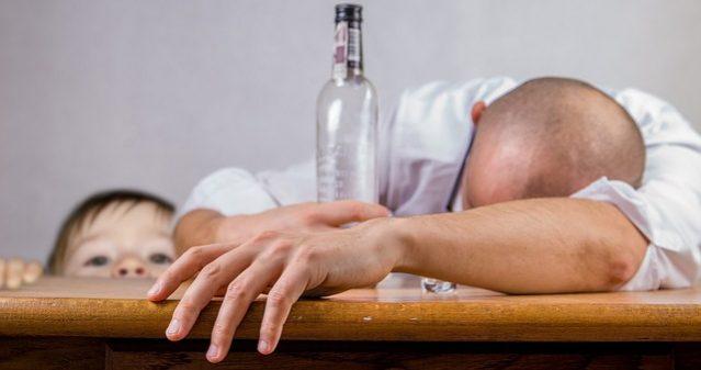 Проблемы связанны с алкоголем