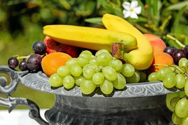Цельные фрукты
