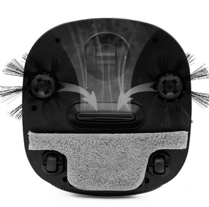 iroom робот пылесос