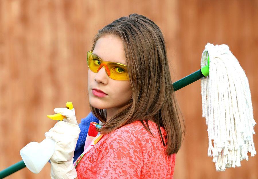 решение проблемы уборки