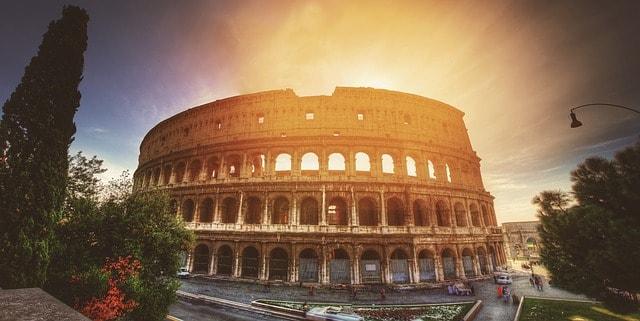 великого Колизея