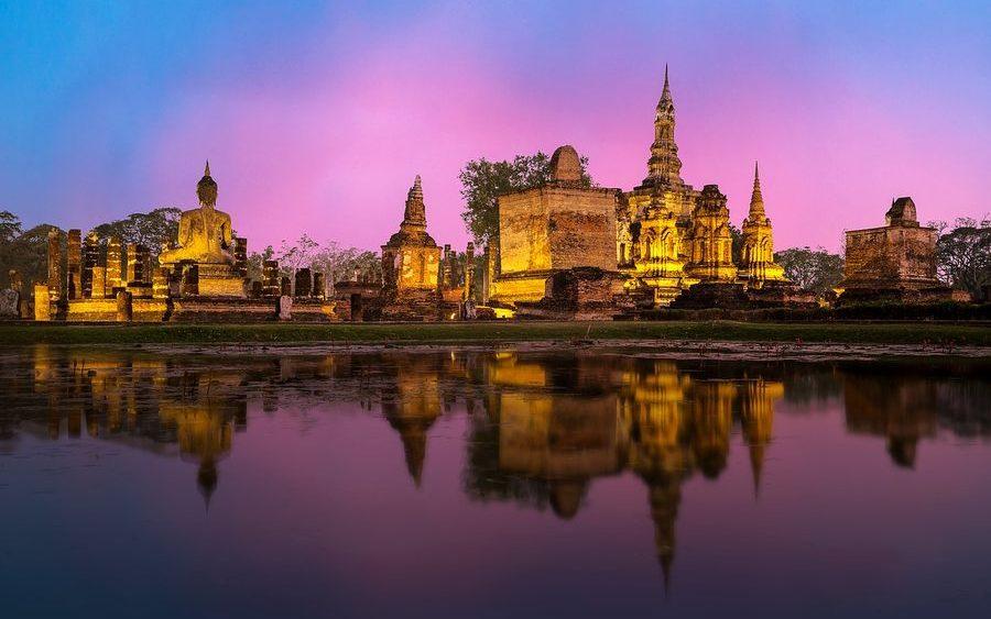 места для посещения в Таиланде