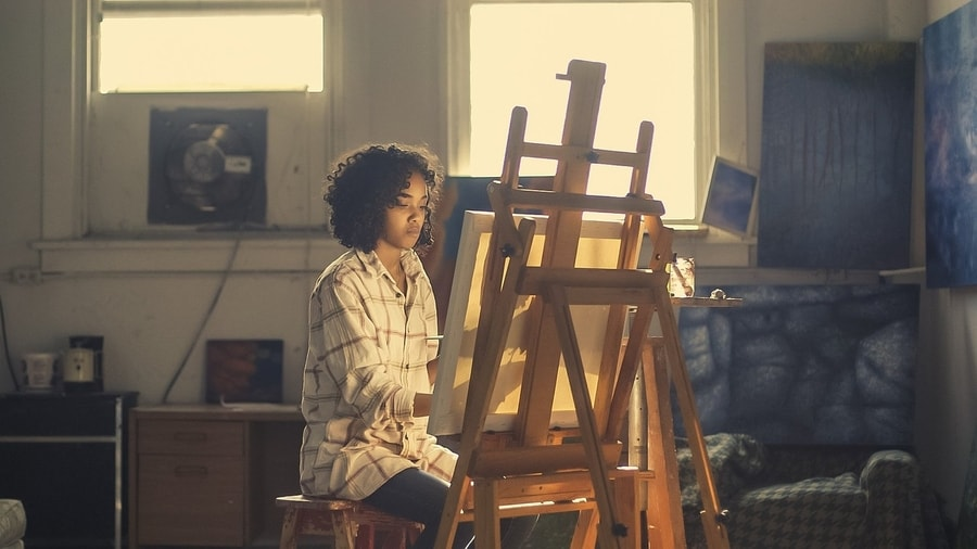 желание нарисовать автопортрет