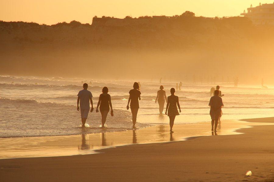 красивые пляжи в Португалия