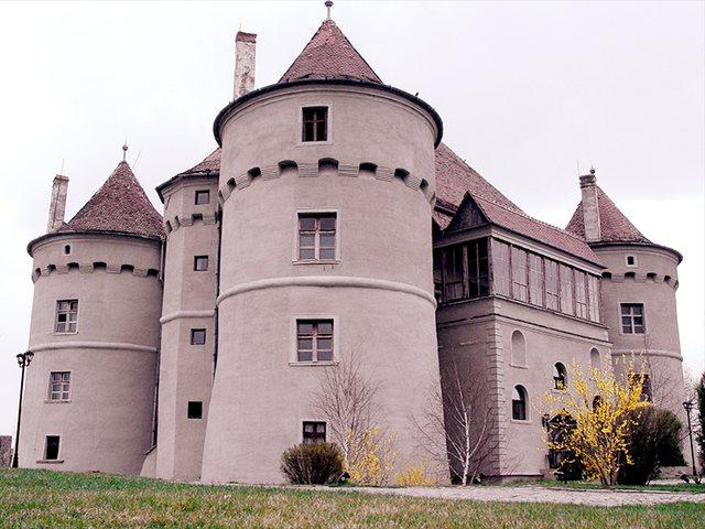 Замок Бетлен-Халлер