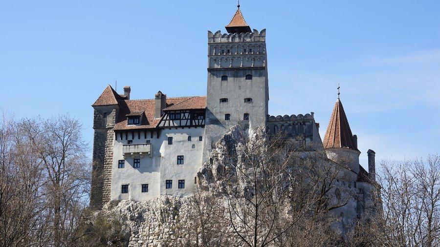 5 лучших замков в Румынии