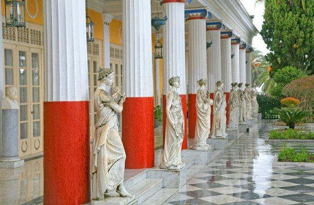 Музеи Корфу