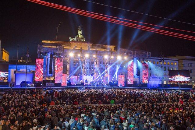Сильвестр в Берлине