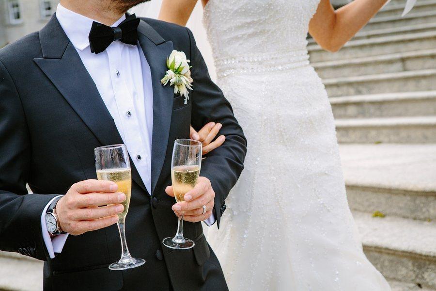 выбору свадебного шампанского