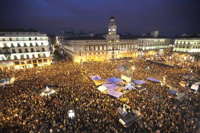 Мадридская Nochevieja
