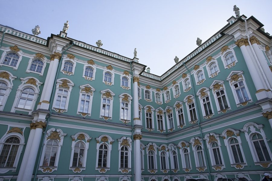 достопримечательности Санкт-Петербурга