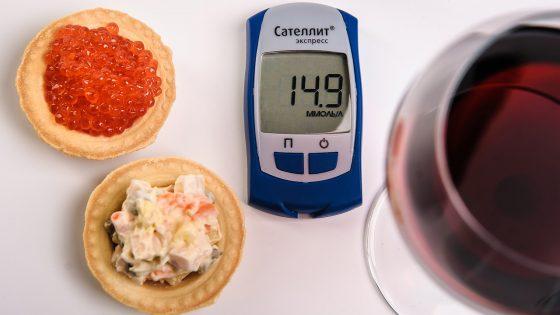 правильного питания при диабете