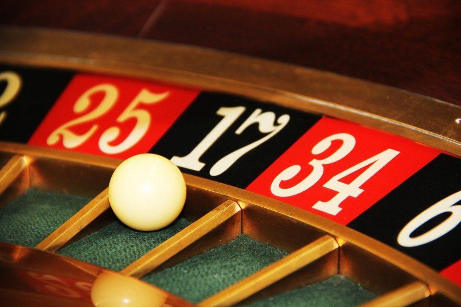 игре в рулетку в казино