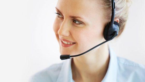 сфере обслуживания клиентов