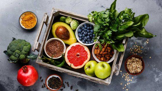 Полезные продукты для здоровья вашей печени