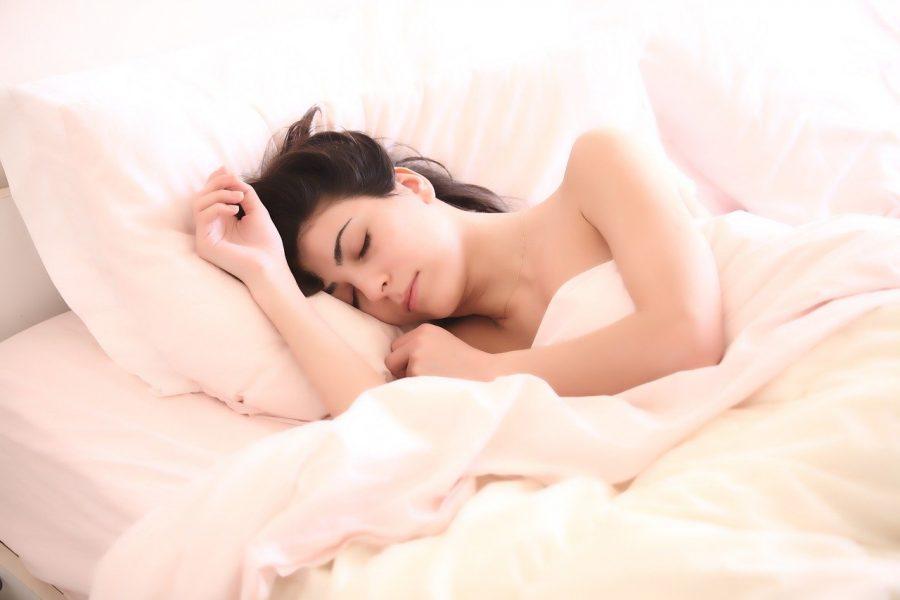 Худшая поза во время сна