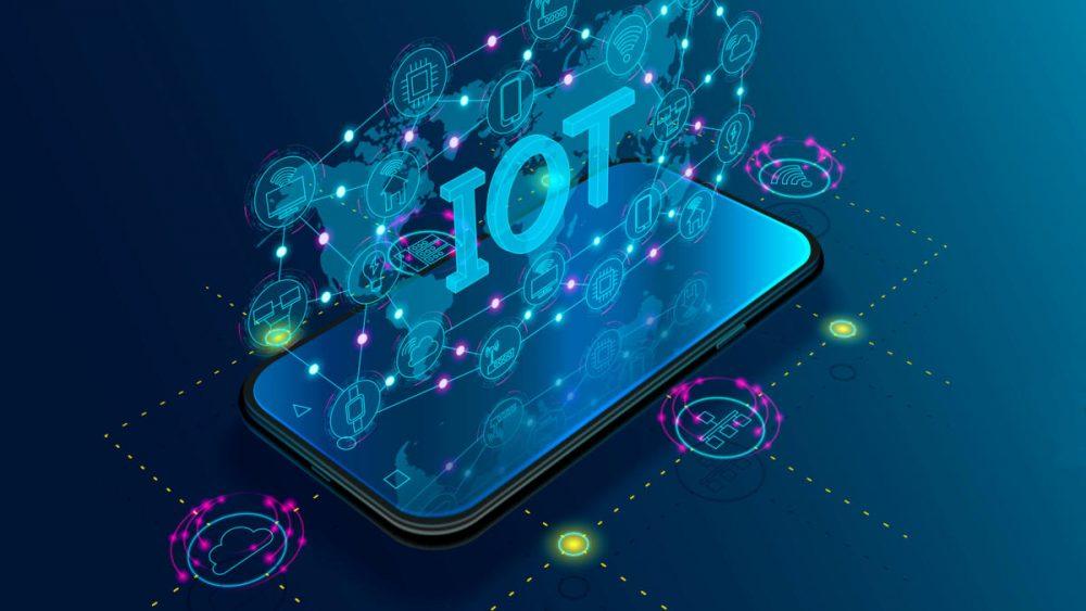Что такое Интернет вещей (IoT)?