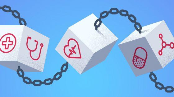 Как технология блокчейн изменит систему здравоохранения