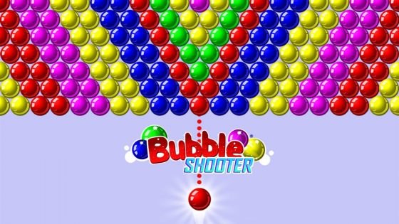 Популярный Bubble Shooter